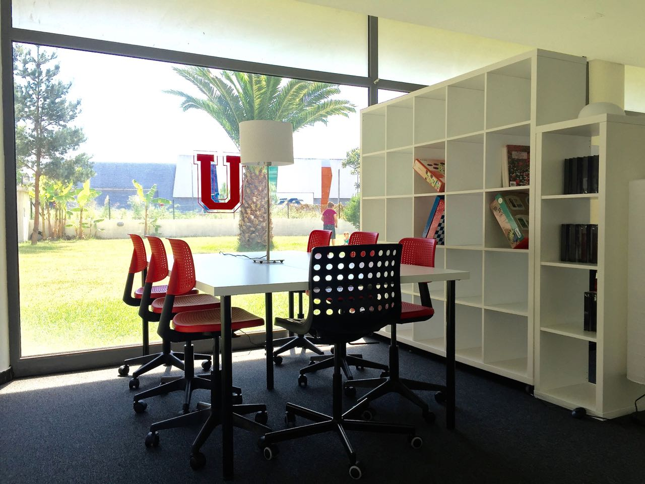 Weteach - Centros de Estudos - Instalações - Moreira da Maia
