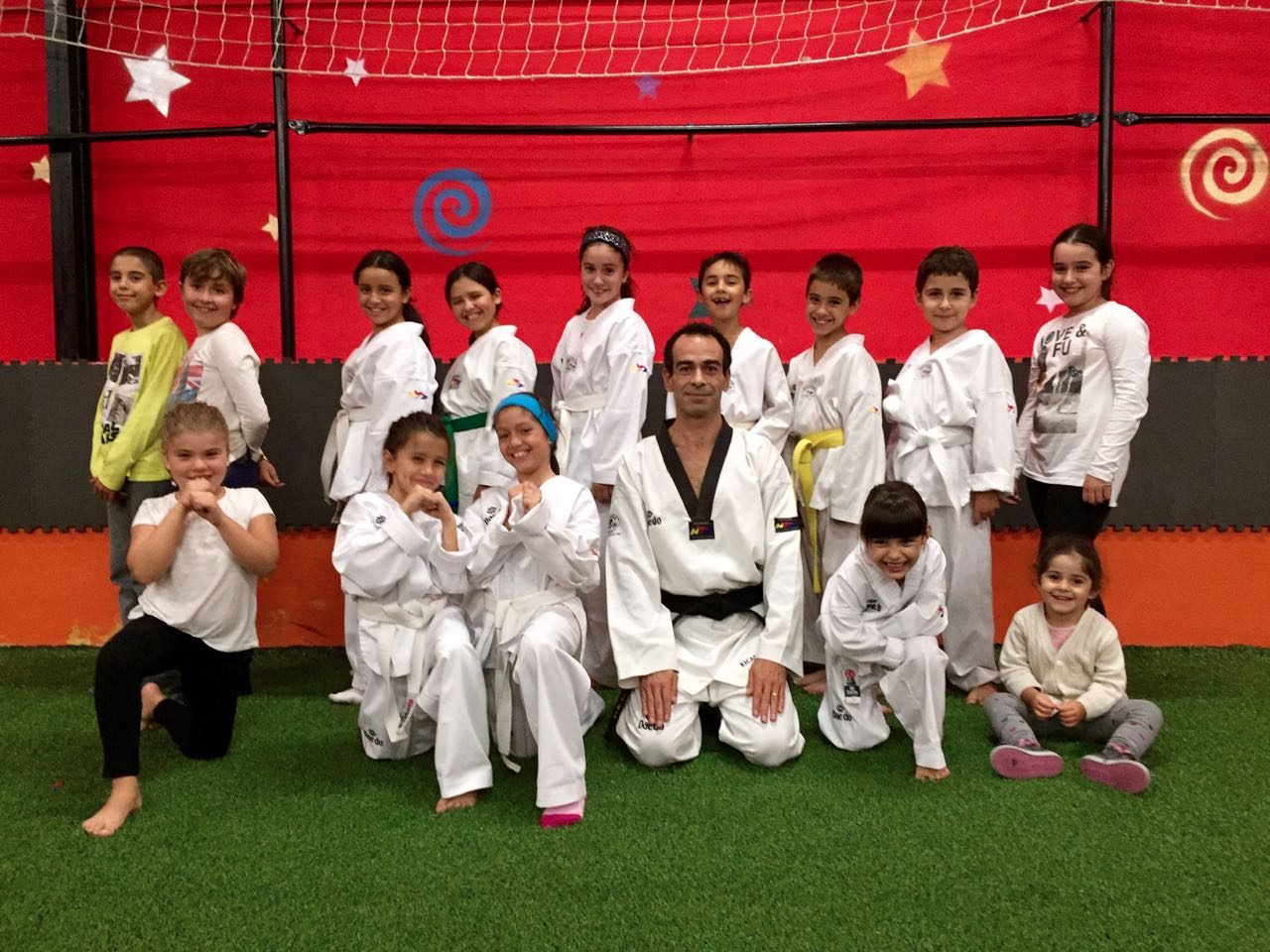 Weteach - Centros de Estudos - Taekwondo