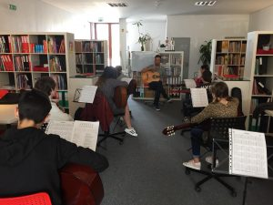 Weteach - Centros de Estudos - Atividades de Lazer - Aulas de Música