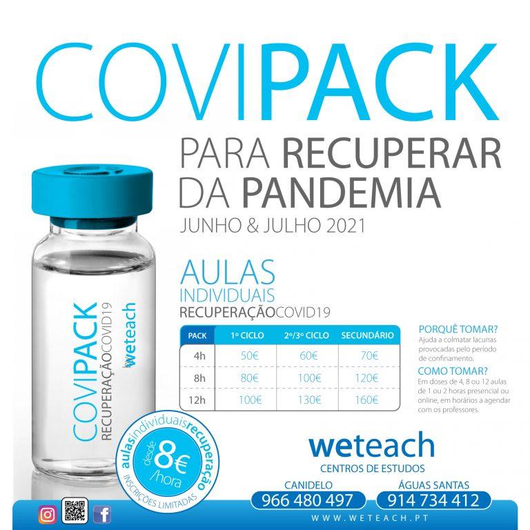 Weteach - Centros Estudos - Apoio ao Estudo - Covipack