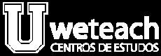 Weteach - Centros Estudos - Logo Branco